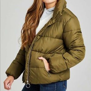 NWT Altar'd State Puffy Coat